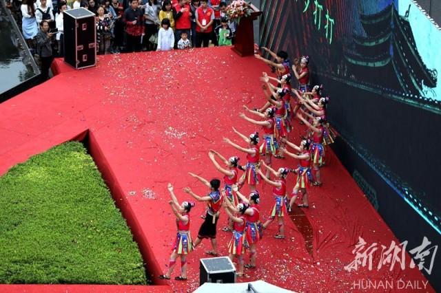 [益阳] 湖南工艺美院2017毕业设计展示周系列活动启幕
